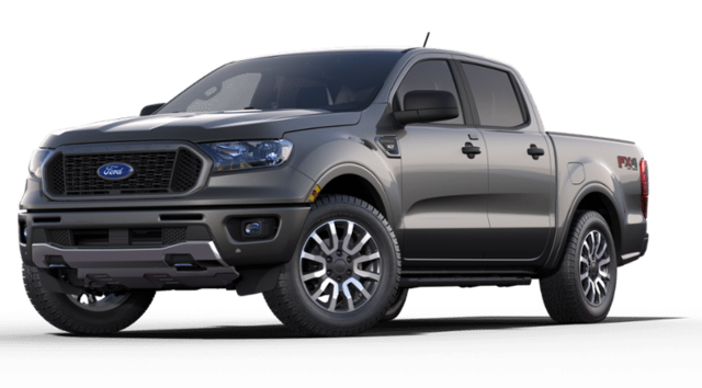 New 2019 Ford Ranger XLT XLT 4WD SuperCrew 5 Box in Fishers, IN